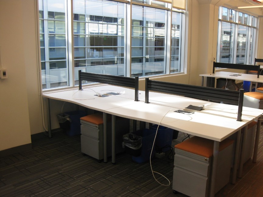 Used Desking Systems Benching Systems