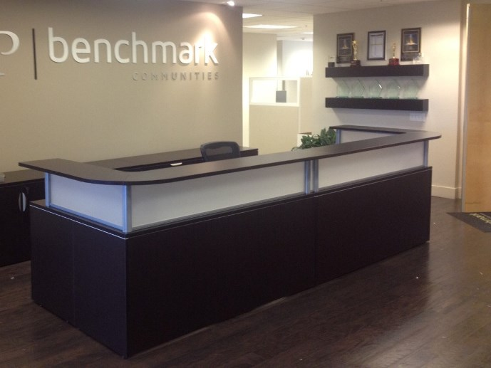 Used Reception Desks