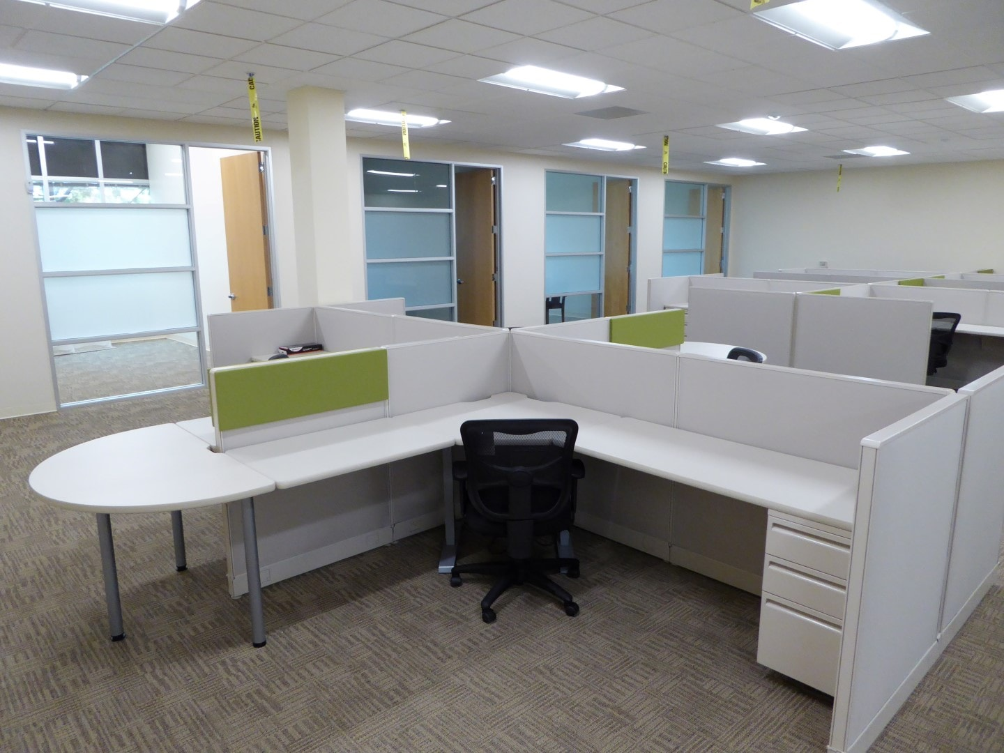 Used Open Office Furniture