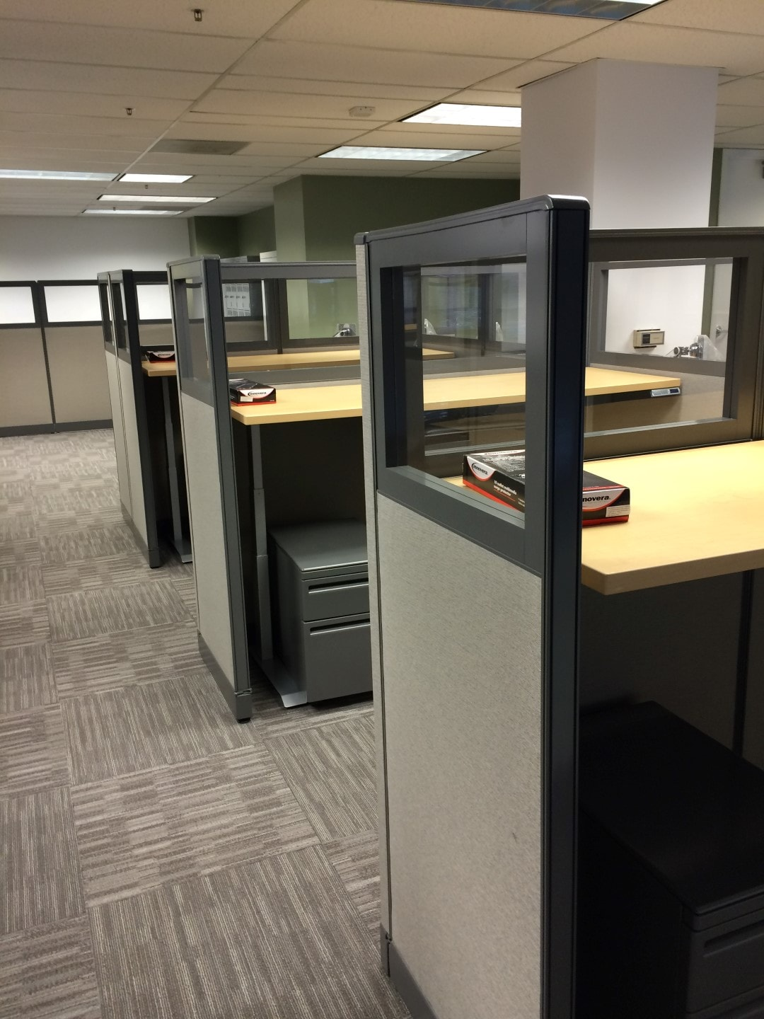 recycled Cubicles