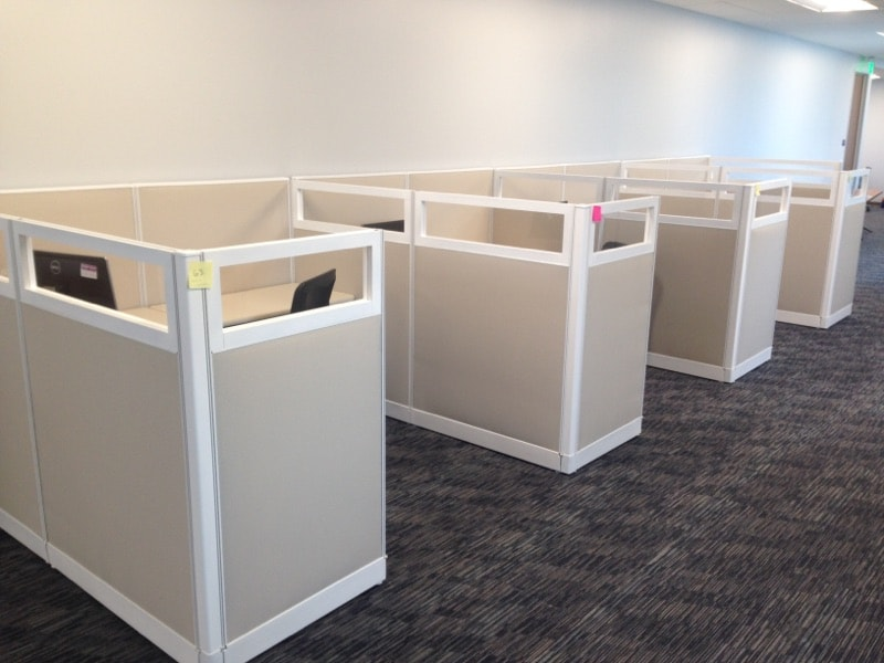 Small Cubicles
