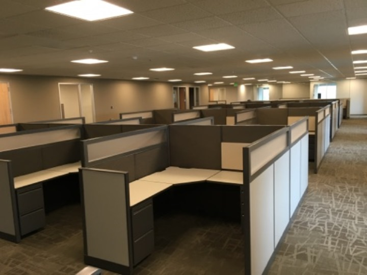 Traditional Cubicles