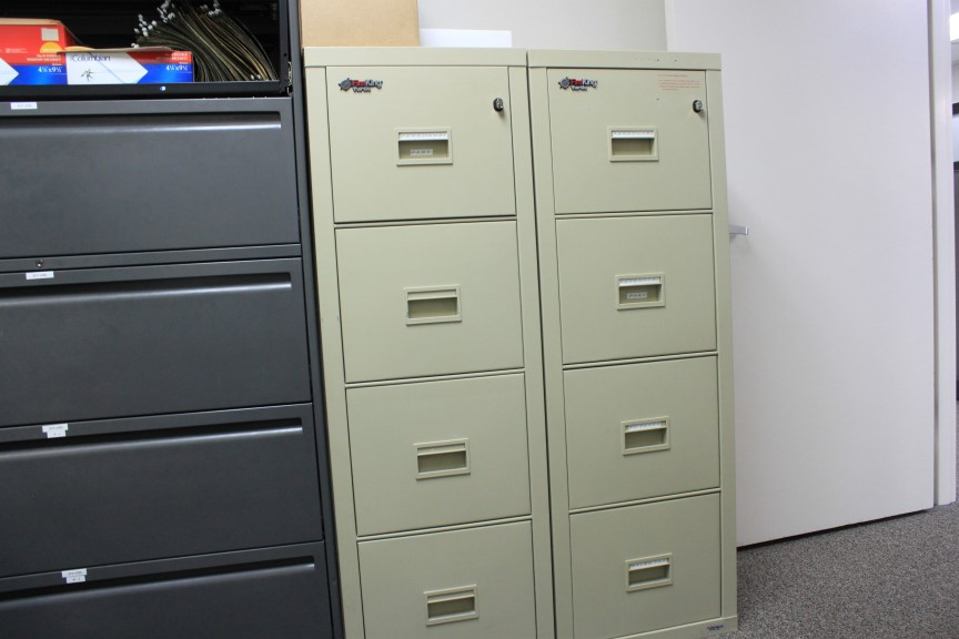 Fireproof File Cabinets