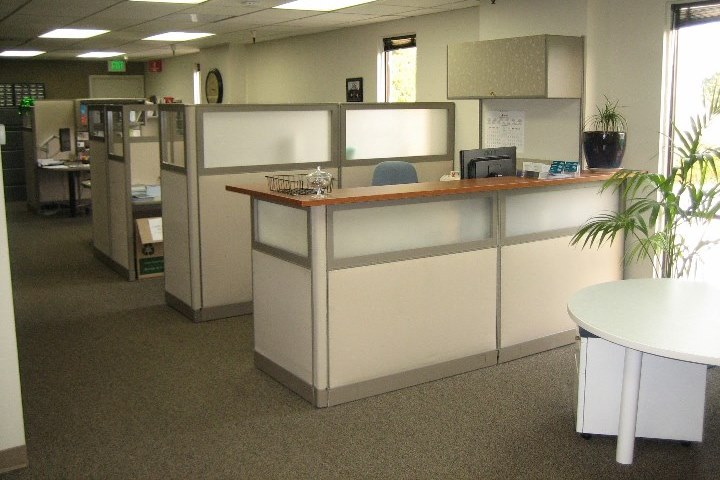 Office Furniture Showroom