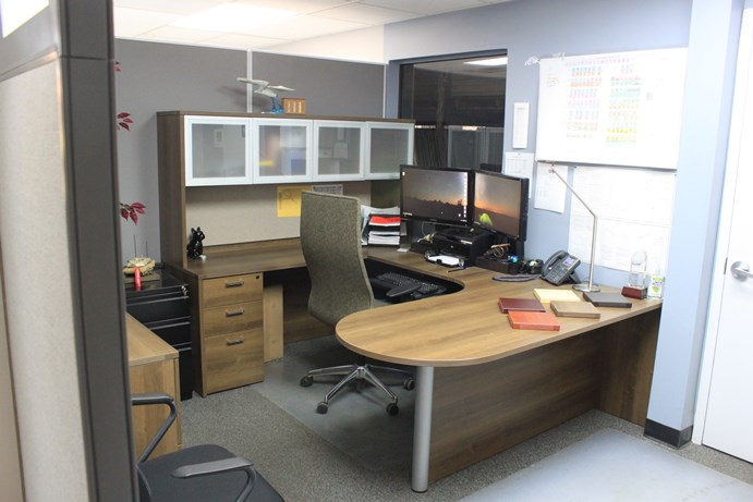 Office Furniture Showroom - San Francisco Bay Area - Eco Office